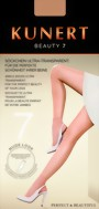 Kunert - Ultra-transparent nude look summer socks Beauty 7
