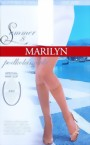 Marilyn - Non-slip summer knee highs Summer, 8 DEN